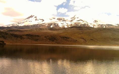 Nevado Coropuna, Pampacolca Arequipa